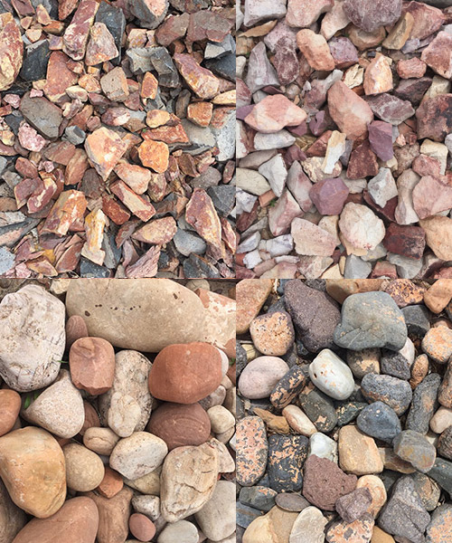 We've been one of the largest suppliers of landscape rocks in Utah for over  a decade. Our large selection of special rocks will give your yard a  unique, ... - Landscape Rocks In Utah Decorative Rock Supplier Gravel